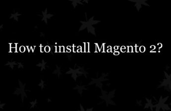 How to install Magento 2_