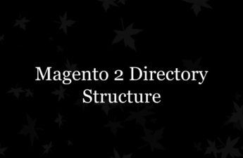 Magento 2 Directory Structure